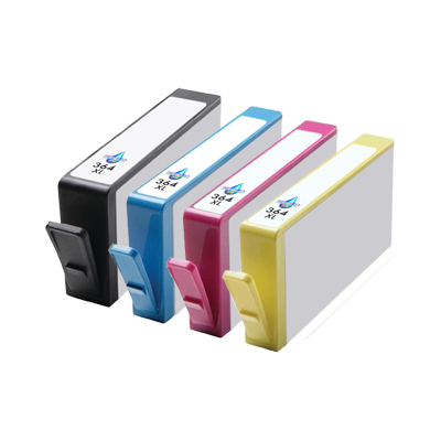 HP 338 (C8765E) REM black Ink CARTUS CERNEALA