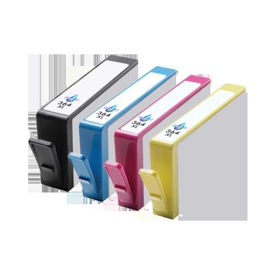 Lexmark 29 (18C1529) REM color Ink CARTUS CERNEALA